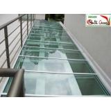 cobertura de vidro preço Morumbi