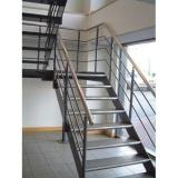 Corrimão de Ferro para Escada