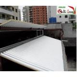 empresa de cobertura com telha termo acústica Jardim Paulistano
