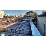 empresa de cobertura de telha galvanizada Alphaville