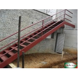 empresa de corrimão de ferro para escada Itaim Bibi