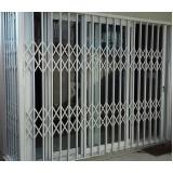 empresa de porta pantográfica de alumínio Jardim Paulistano