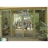 empresa de porta pantográfica de ferro Itaim Bibi