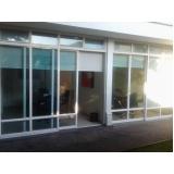 fachada de vidro Alphaville