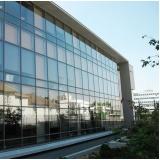 fachada glazing Itaim Bibi