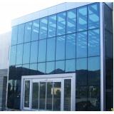 fachada glazing