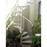 orçamento de escadas metálicas Jardim Paulistano