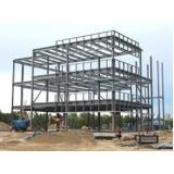 orçamento de estrutura metálica para prédio Granja Viana