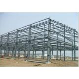 orçamento de estrutura metálica para reforço estrutural Itaim Bibi