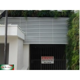 orçamento de fachada de alumínio Itaim Bibi