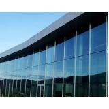 orçamento de fachada glazing Itaim Bibi