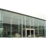 pele de vidro para fachada Alphaville