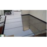 quanto custa cobertura de vidro refletivo Jardim Paulistano