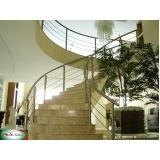 quanto custa corrimão de inox para escada Jardim Paulistano