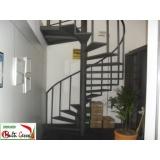 quanto custa escadas metálicas Granja Viana