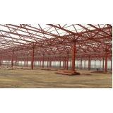 quanto custa estrutura metálica para construção Moema