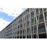 quanto custa estrutura metálica para fachadas Alphaville