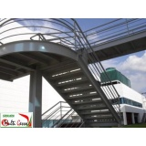quanto custa estrutura metálica para mezaninos Jardim Paulistano