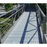 quanto custa passarelas metálicas Itaim Bibi
